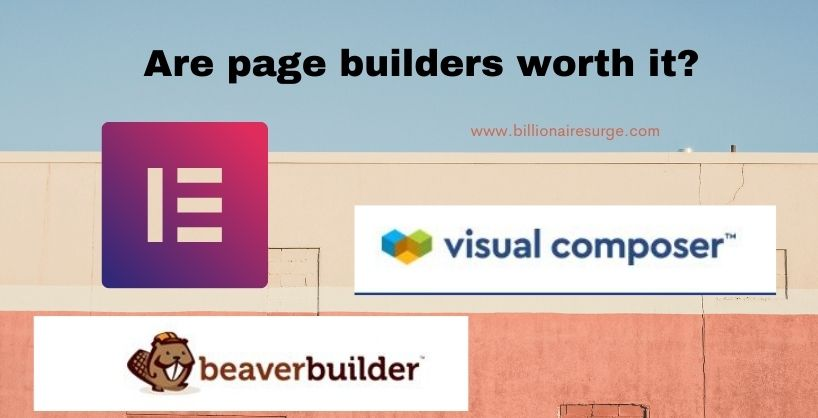 Are page builders worth it?