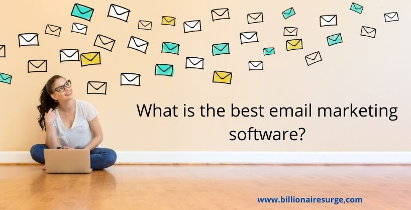 Top 8 email marketing softwares I have tested.