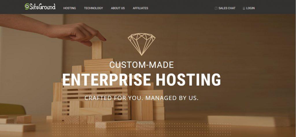 enterprise hosting