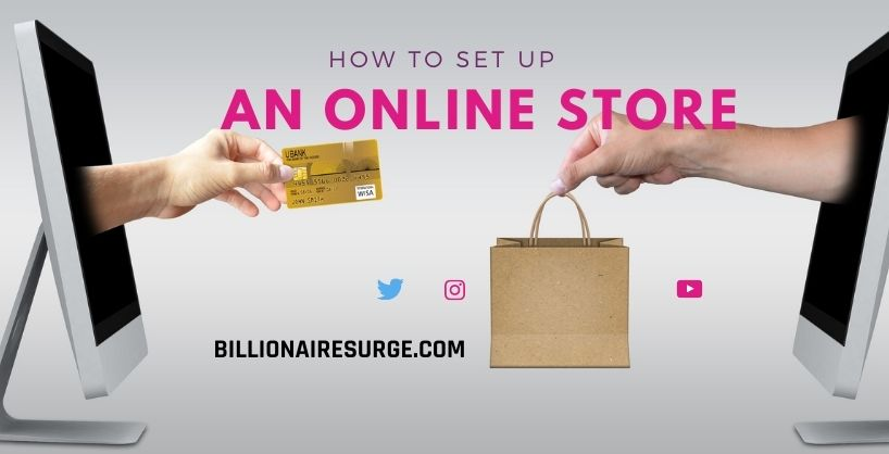 How to set up an online store; The complete guide and resources